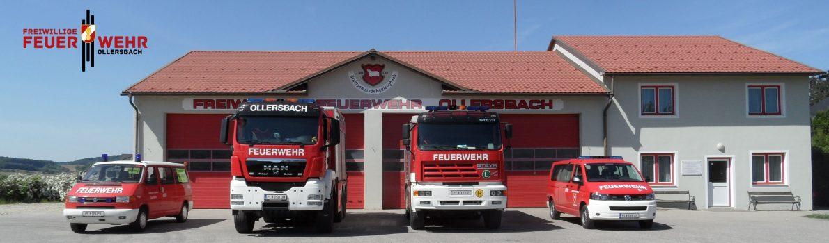 Freiwillige Feuerwehr OLLERSBACH!
